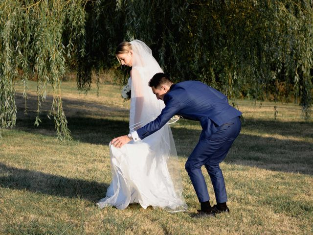 Le mariage de Giovanni et Lucie à Avensan, Gironde 72