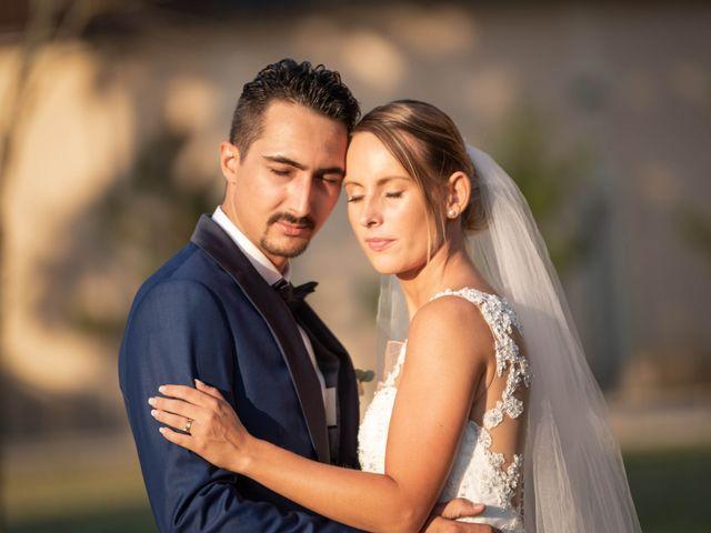 Le mariage de Giovanni et Lucie à Avensan, Gironde 74