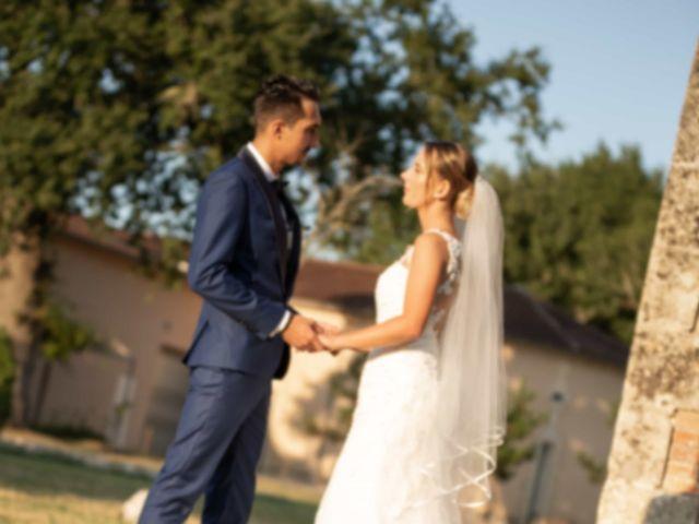 Le mariage de Giovanni et Lucie à Avensan, Gironde 75