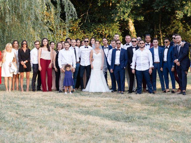 Le mariage de Giovanni et Lucie à Avensan, Gironde 82