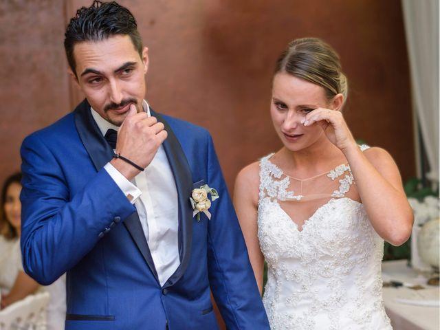 Le mariage de Giovanni et Lucie à Avensan, Gironde 84
