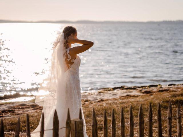 Le mariage de Giovanni et Lucie à Avensan, Gironde 101