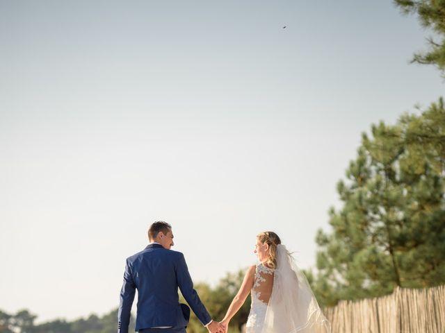 Le mariage de Giovanni et Lucie à Avensan, Gironde 103