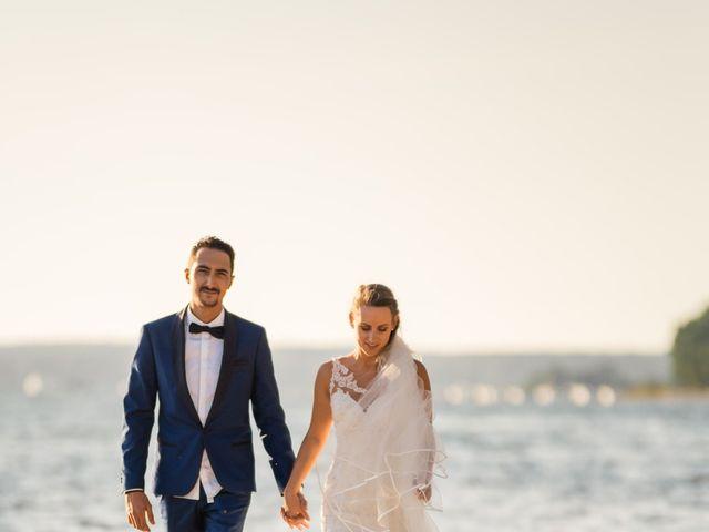 Le mariage de Giovanni et Lucie à Avensan, Gironde 105