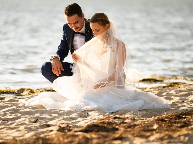 Le mariage de Giovanni et Lucie à Avensan, Gironde 107