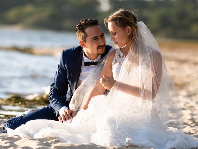 Le mariage de Giovanni et Lucie à Avensan, Gironde 108