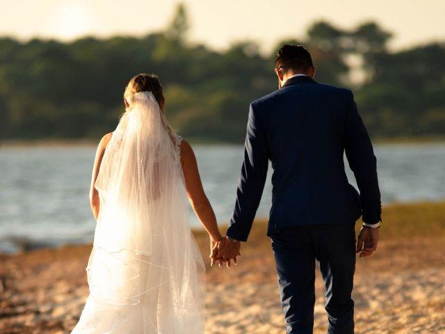 Le mariage de Giovanni et Lucie à Avensan, Gironde 111