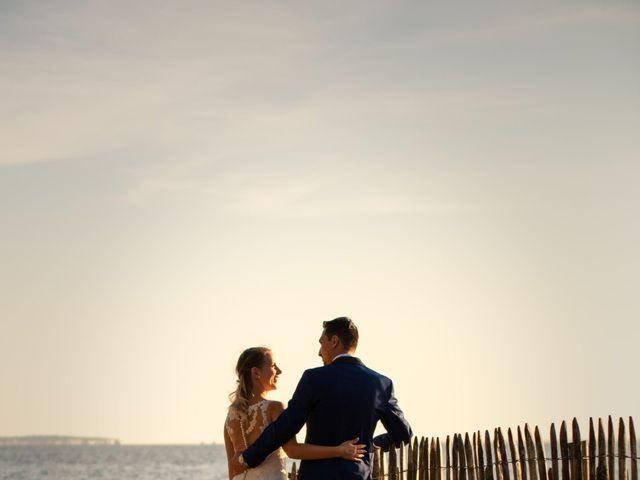 Le mariage de Giovanni et Lucie à Avensan, Gironde 113