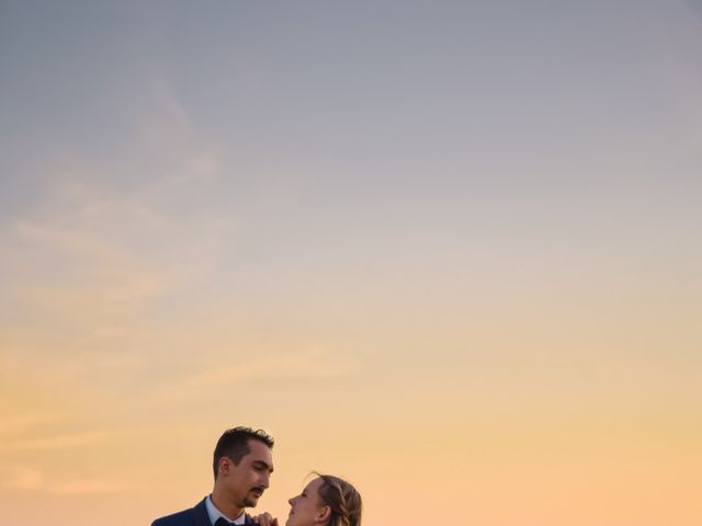 Le mariage de Giovanni et Lucie à Avensan, Gironde 128