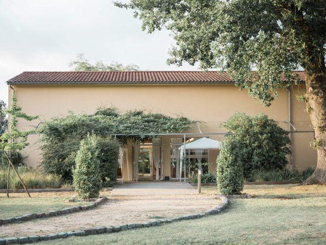 Le mariage de Giovanni et Lucie à Avensan, Gironde 130