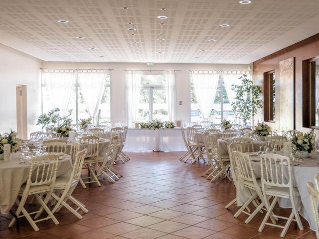 Le mariage de Giovanni et Lucie à Avensan, Gironde 133