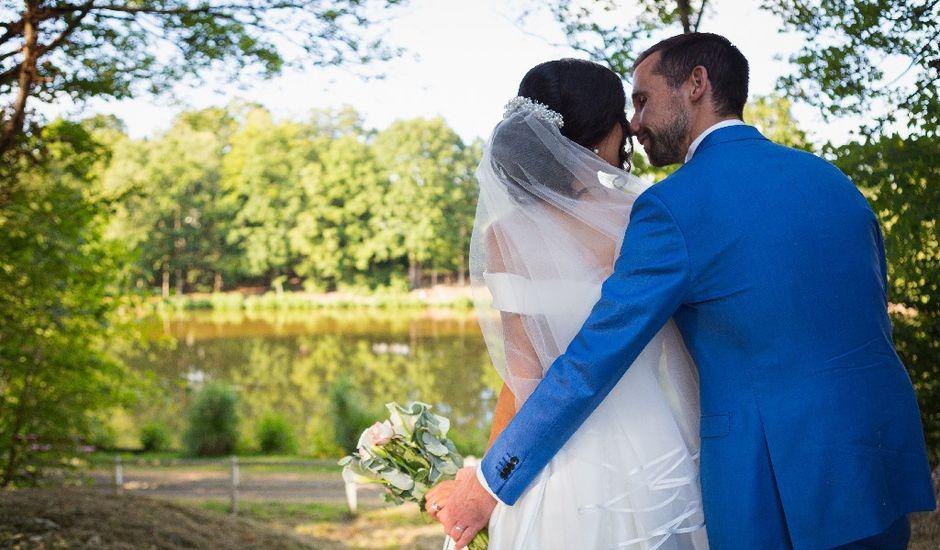 Le mariage de Benjamin et Yasmine à Forges-les-Eaux, Seine-Maritime