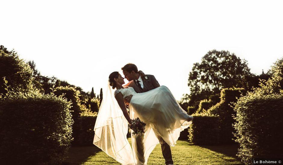 Le mariage de Benjamin et Madeleine à Bretenoux, Lot