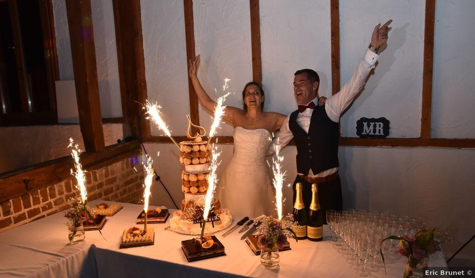 Le mariage de Jeroen et Séverine à Montreuil, Pas-de-Calais