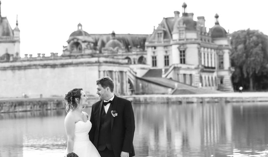Le mariage de Jason et Ophélie à Chantilly, Oise