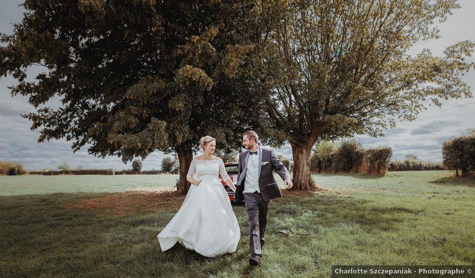 Le mariage de Romain et Johanie à Pommereuil, Nord