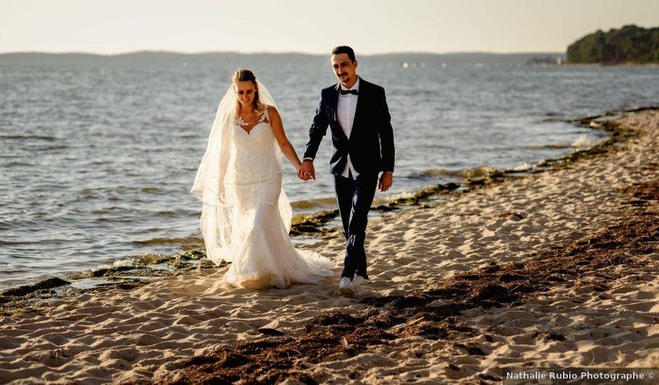Le mariage de Giovanni et Lucie à Avensan, Gironde