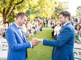 Le mariage de Adrien et Paul-Edouard