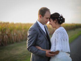 Le mariage de Myriam et Samuel