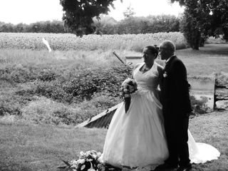 Le mariage de Evelyne et Thierry