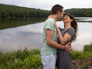 Le mariage de Eleonore et Guillaume 1