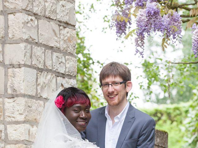 Le mariage de Grégoire et Leila à Bourges, Cher 3