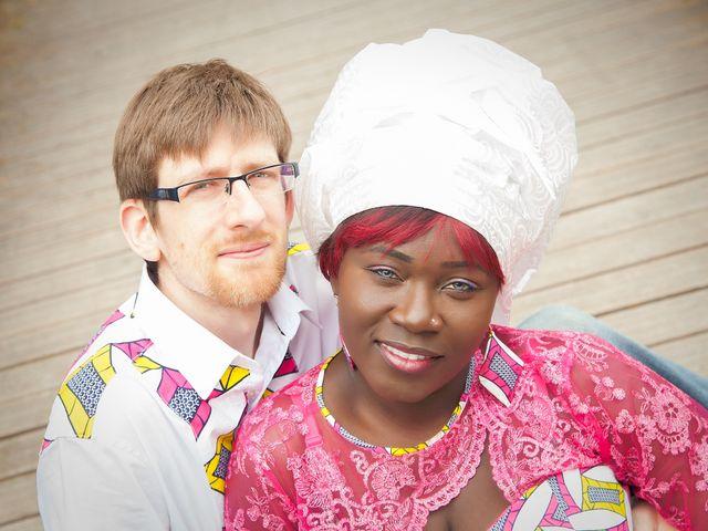 Le mariage de Grégoire et Leila à Bourges, Cher 5