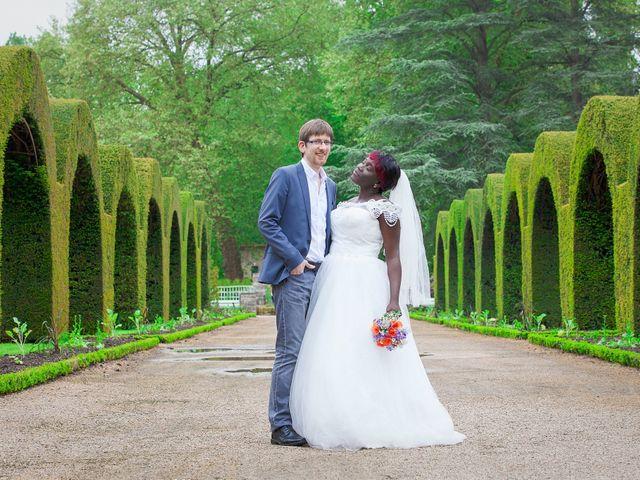 Le mariage de Leila et Grégoire