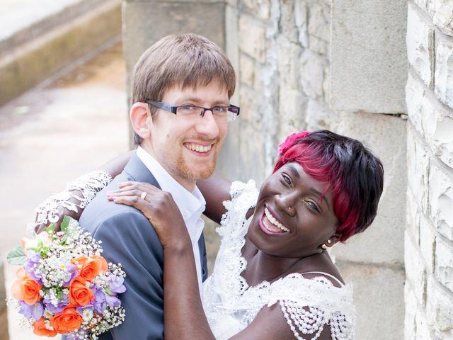Le mariage de Grégoire et Leila à Bourges, Cher 8