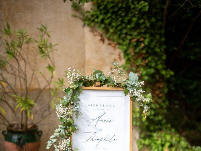 Le mariage de Théophile et Anaïs à Lézignan-Corbières, Aude 20