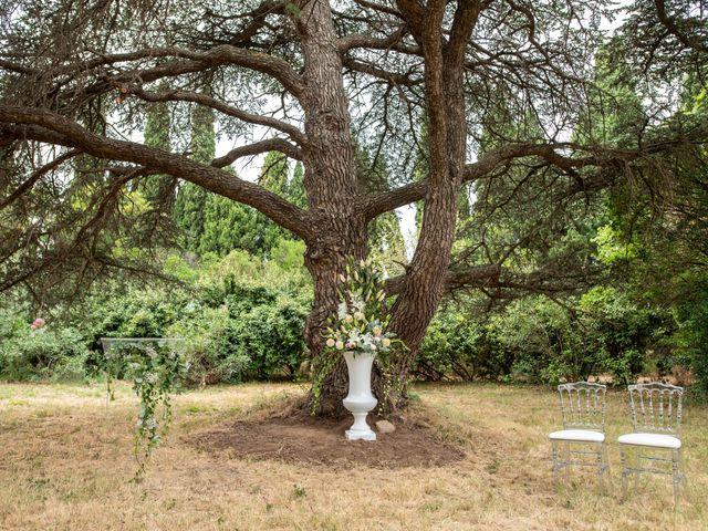 Le mariage de Théophile et Anaïs à Lézignan-Corbières, Aude 21