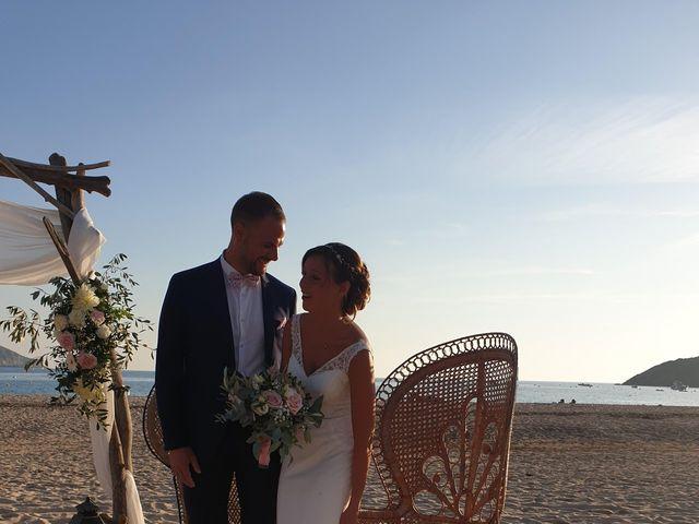 Le mariage de Julie et Alain à Piana, Corse 1