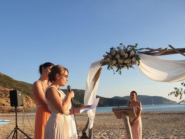 Le mariage de Julie et Alain à Piana, Corse 2