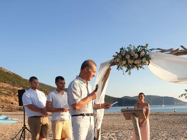 Le mariage de Julie et Alain à Piana, Corse 3