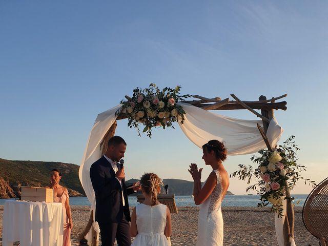 Le mariage de Julie et Alain à Piana, Corse 4