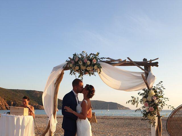 Le mariage de Julie et Alain à Piana, Corse 6