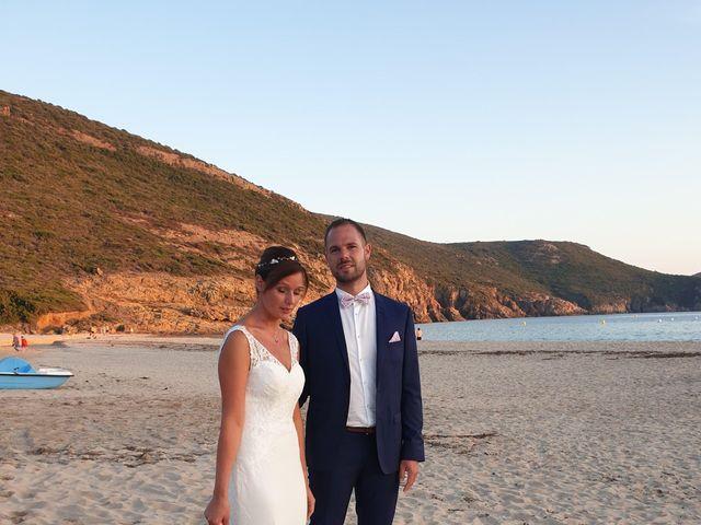 Le mariage de Julie et Alain à Piana, Corse 7