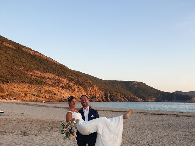 Le mariage de Julie et Alain à Piana, Corse 8
