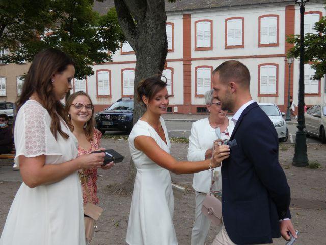 Le mariage de Julie et Alain à Piana, Corse 12
