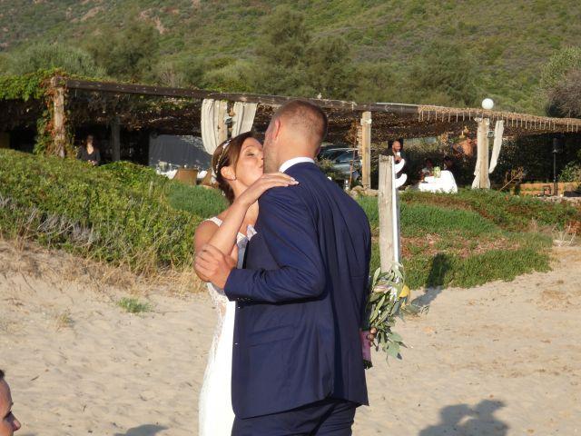 Le mariage de Julie et Alain à Piana, Corse 19