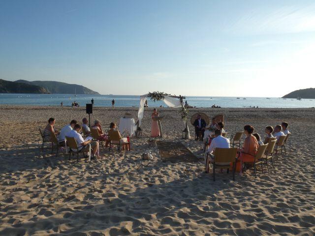 Le mariage de Julie et Alain à Piana, Corse 20