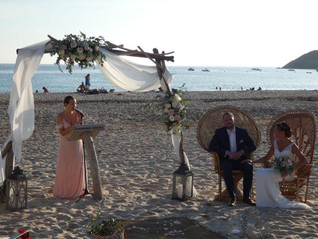 Le mariage de Julie et Alain à Piana, Corse 21