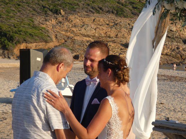 Le mariage de Julie et Alain à Piana, Corse 22