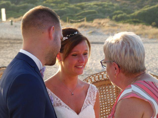 Le mariage de Julie et Alain à Piana, Corse 23