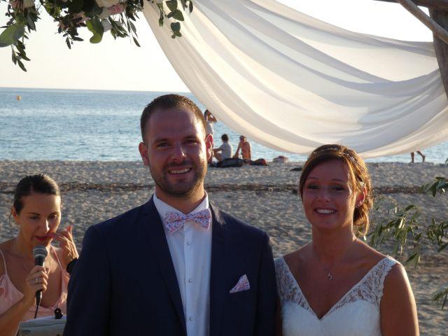 Le mariage de Julie et Alain à Piana, Corse 24