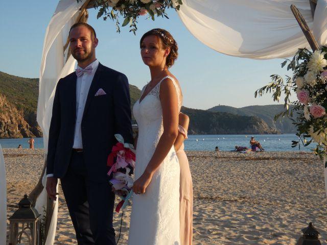 Le mariage de Julie et Alain à Piana, Corse 25