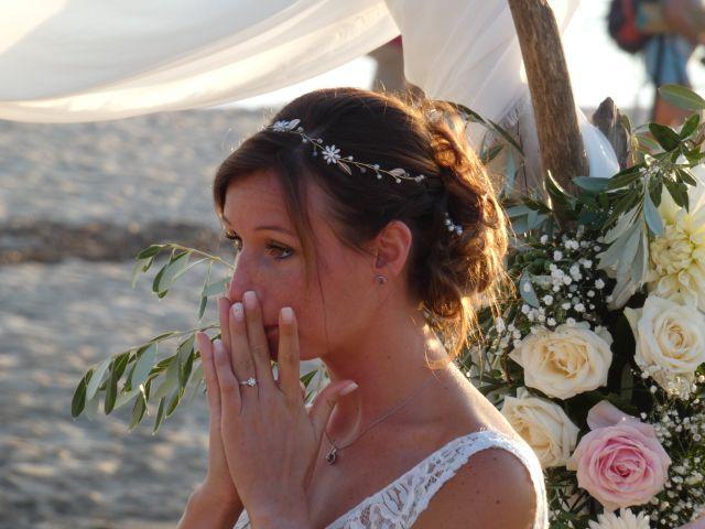 Le mariage de Julie et Alain à Piana, Corse 27