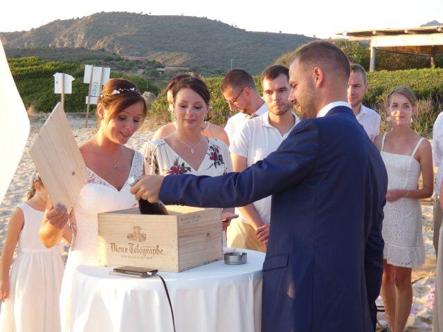 Le mariage de Julie et Alain à Piana, Corse 28