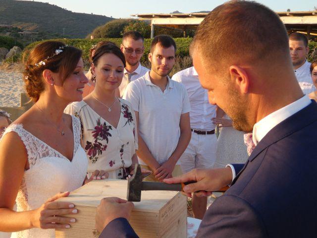 Le mariage de Julie et Alain à Piana, Corse 29