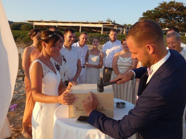 Le mariage de Julie et Alain à Piana, Corse 30